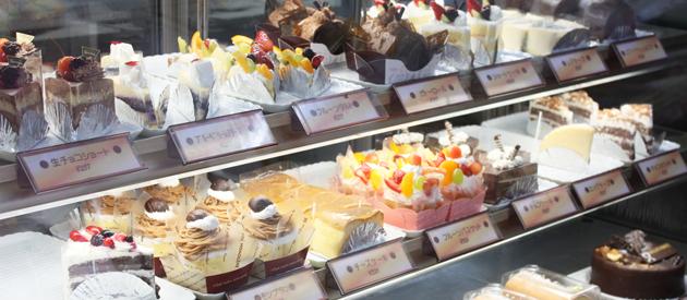 お菓子の店しまふく 久米島ケーキの店島福 久米島町ケーキ専門店