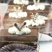 島福 チョコケーキ