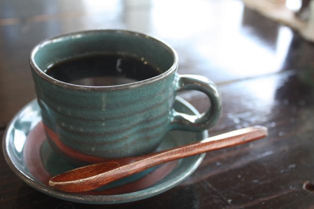 久米島喫茶ガジュマル 大人気 久米島珈琲 久米島コーヒー